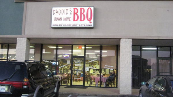 Daddio's Down Home BBQ storefront photo_Byram, MS