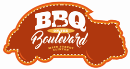 BBQ on the Boulevard logo in Clinton