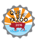 Que on the Yazoo event logo