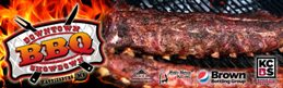 Downtown BBQ Showdown in Hattiesburg, MS header and logo