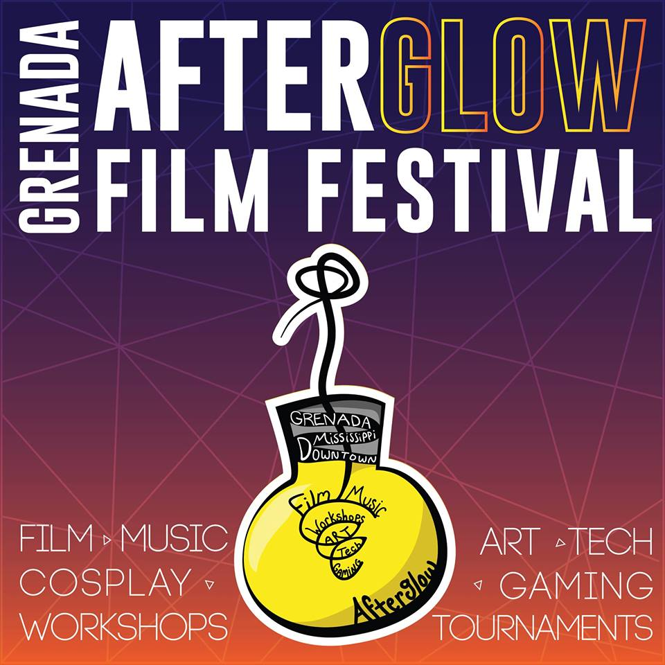 3rd Annual Grenada Afterglow Film Festival 2016 logo