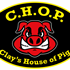 logo for Clays House of Pig in Tupelo