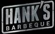 logo for Hank's #1 Championship BBQ in Columbus