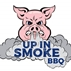 logo for Up in Smoke BBQ in Brandon