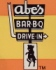 logo for Abe's Bar-B-Q in Clarksdale